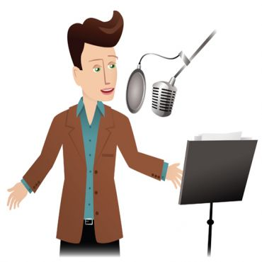 Male Voice Over